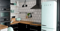 3 Kitchen Decorating Tips for a Modern Hip Monochromatic ...