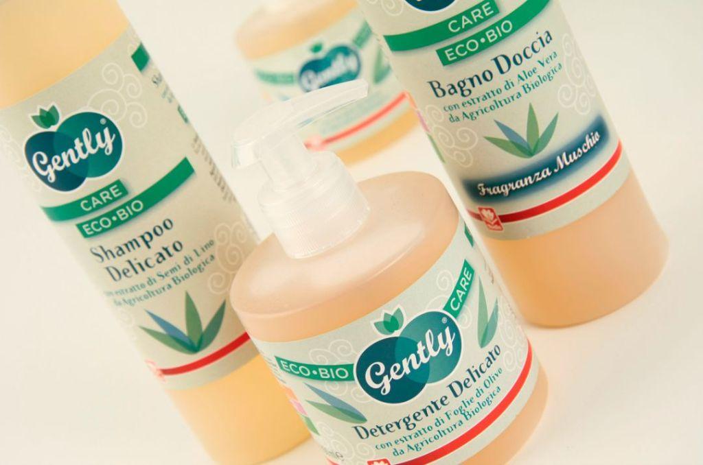 Gently Baby : cosmetici bio economici per neonati da Todis