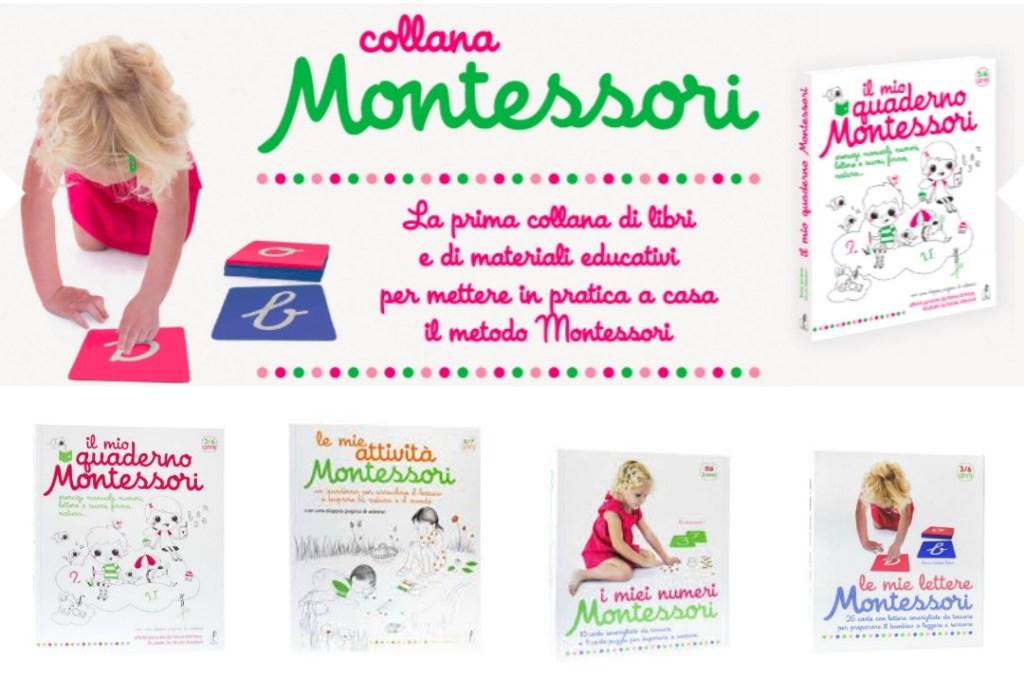 Materiale didattico Montessori : la prima collana italiana
