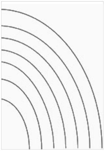 Gezeichnete Rahmen, Oval, Schablone, Tapete, Upcycling, DIY, Edding, Marker, Schwarz, Weiß, Braun, Recycling, Pappe, Gratis, Wanddeko, Wandgestaltung, Kinderzimmer, Bilderrahmen, Selbermachen, Malen, Zeichnen, Basteln, Crafting