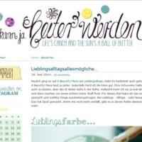 Steffi Heiterwerden Blog, 20 Fakten Über Lieblingsmenschen aus dem Netz