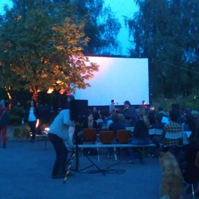 Open Air Kino Wilhelmsburg