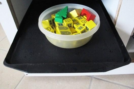 Upcycling Kinderküche Selber Bauen DIY Recycling Backblech Backofen