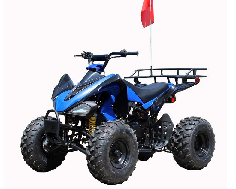 125cc ATV, 3-Speed