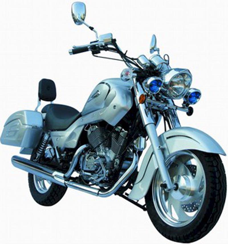 Jinlun 250 V-Twin Cruiser Motorcycle Lifan V-Twin
