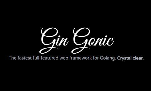 A web framework written in Golang