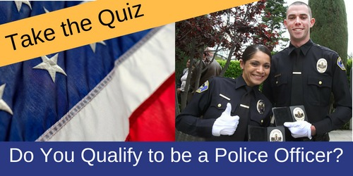 How old can you be to go into law enforcement?