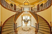 Double Staircase | Chad Jones Photography