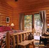 Bedroom Log Homes