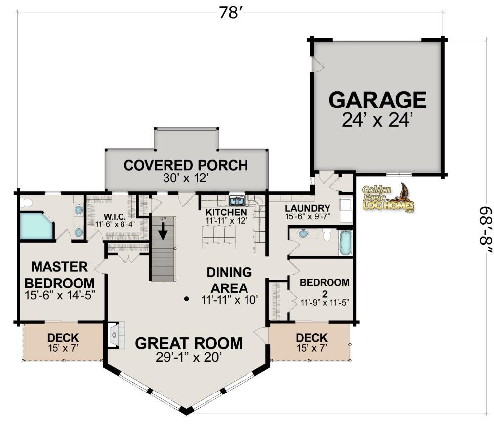 floor plan details custom log prow al reversed plan floor plans custom homes chesapeake floor plan built