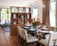 3 ideas to separate environments between living room and ...