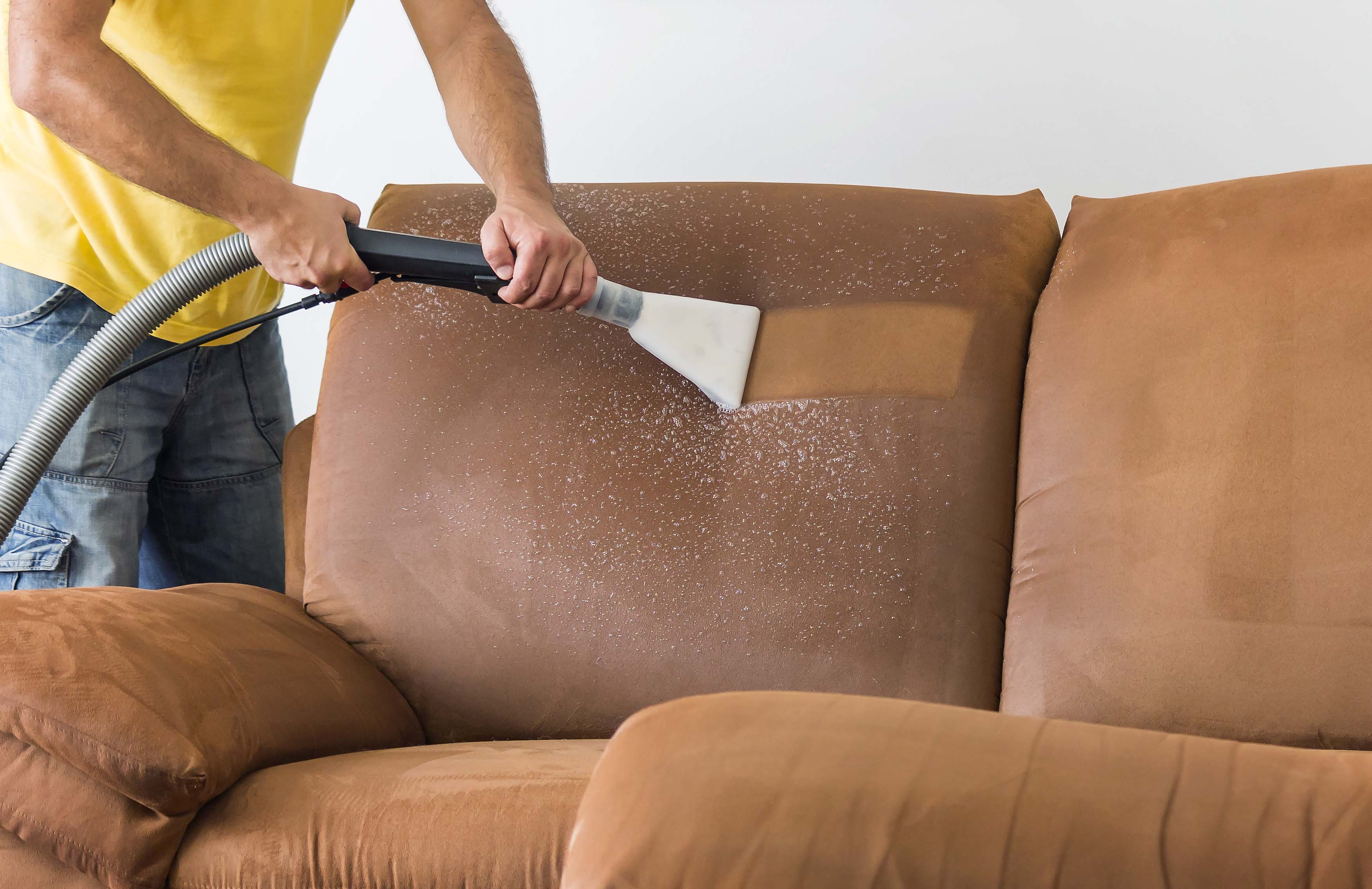 Upholstery Cleaning Golden Line Green Care