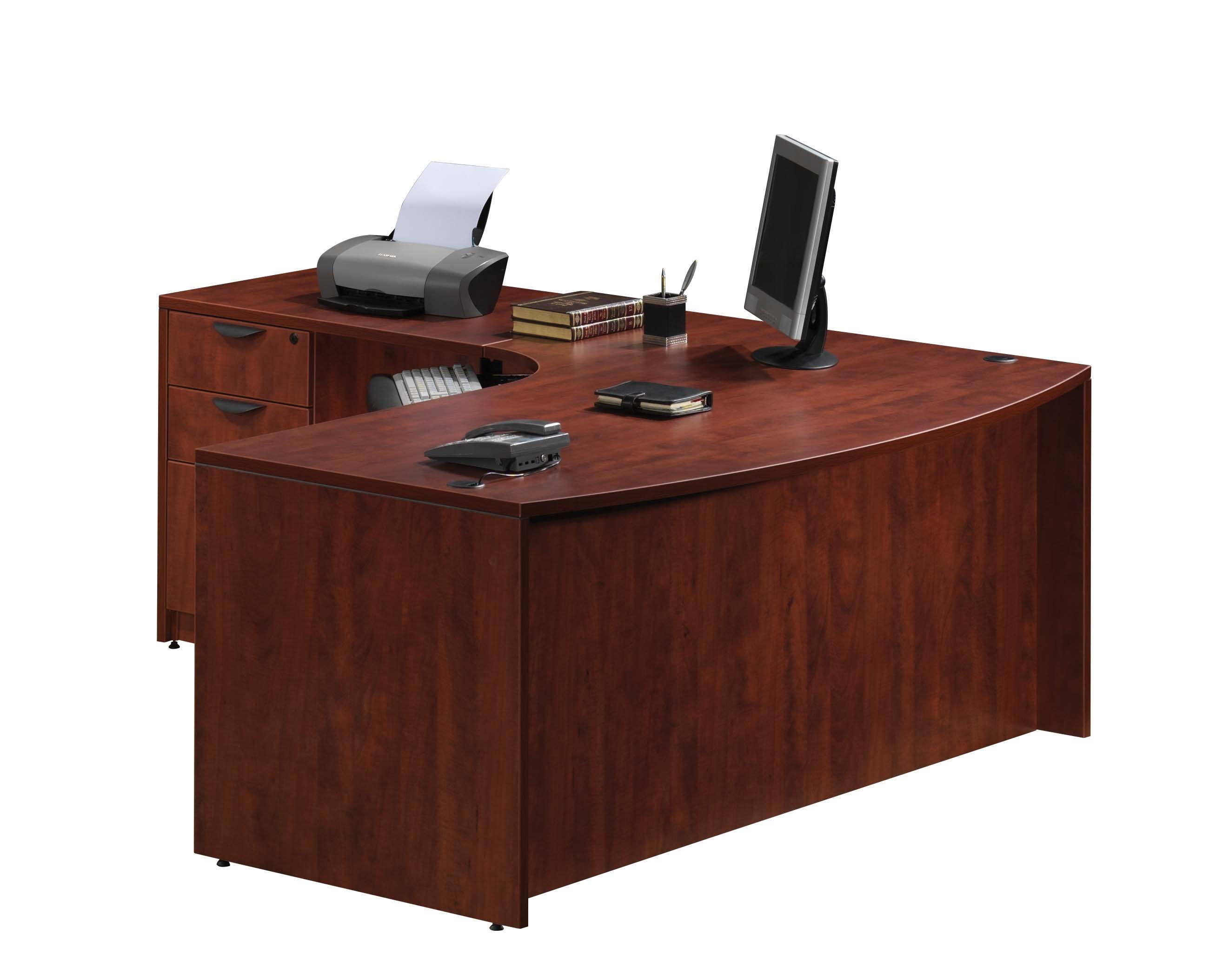 Classic Table Office Classic Laminate Workstation 18