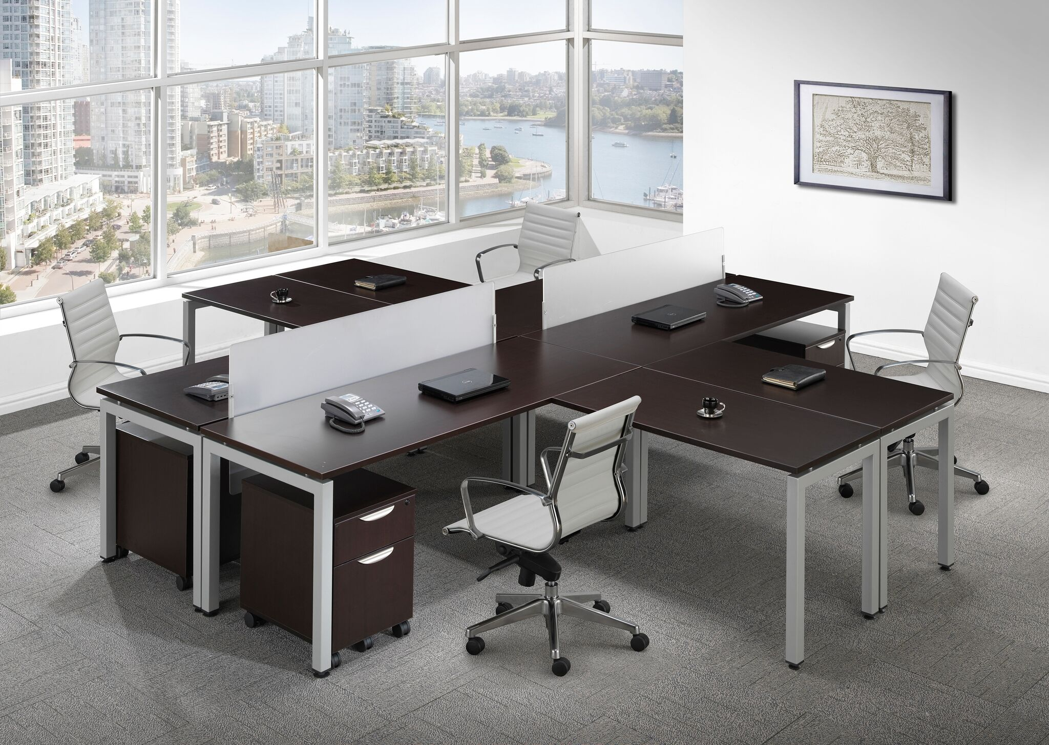 Workstation Furniture Elements Workstation 24