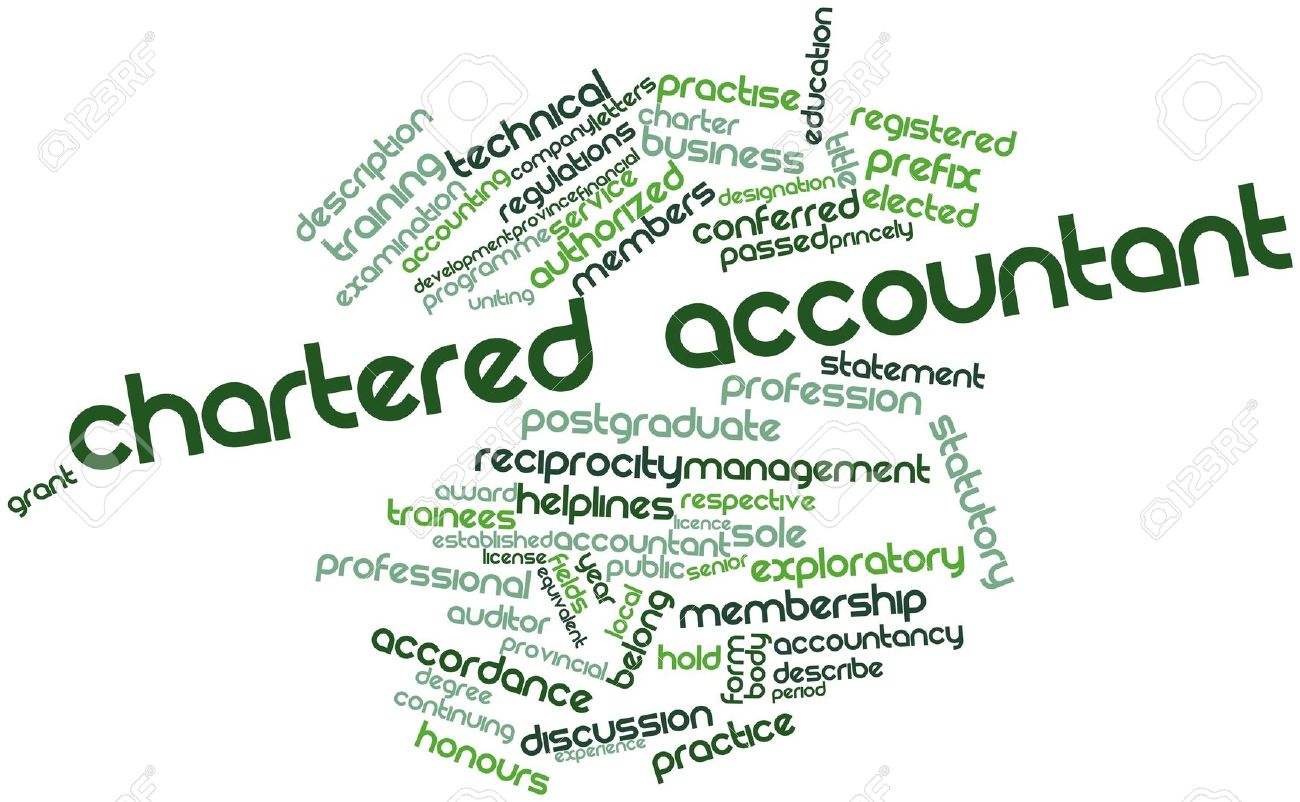 Chartered Accountant Cpa Chartered Accountant Cpa