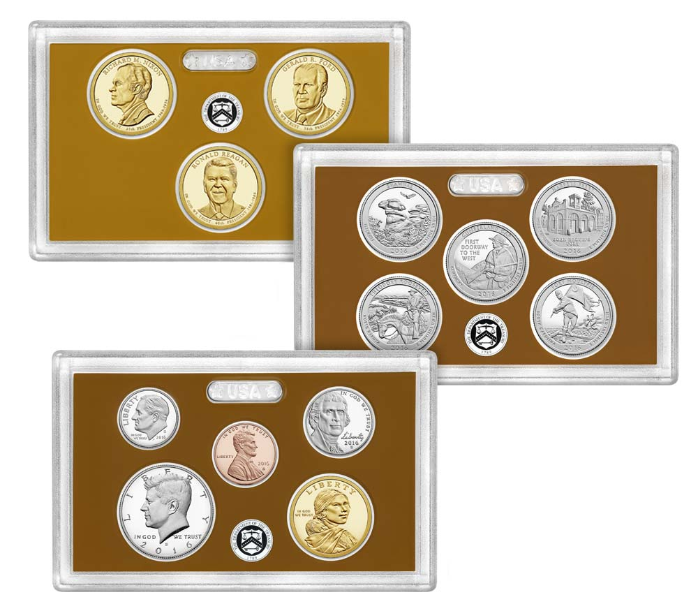 Mint Set 2016 Us Mint Proof Set