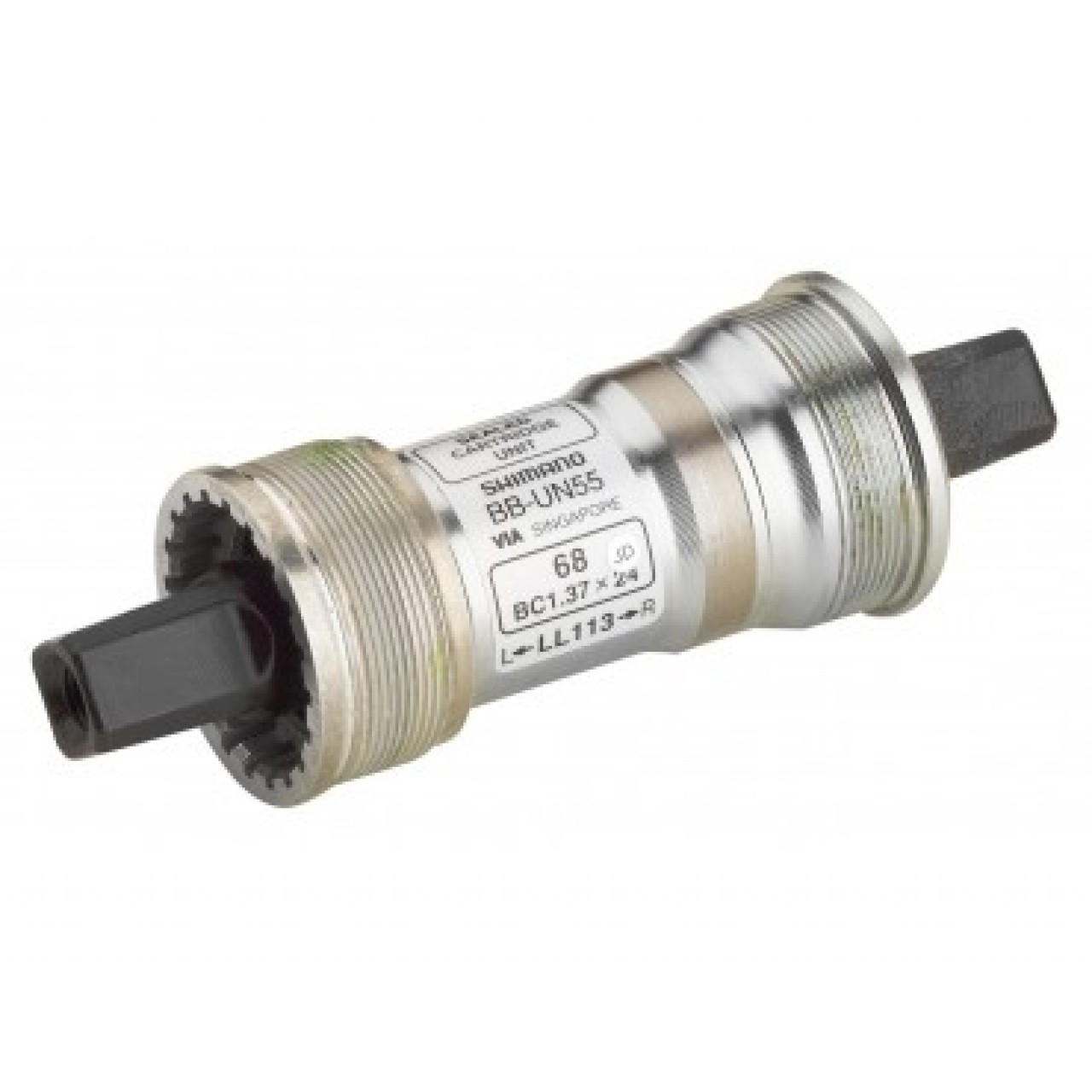 Bb Innenlager Shimano Un55 Shimano - Bb-un55 Bottom Bracket - Bsa, 14,90