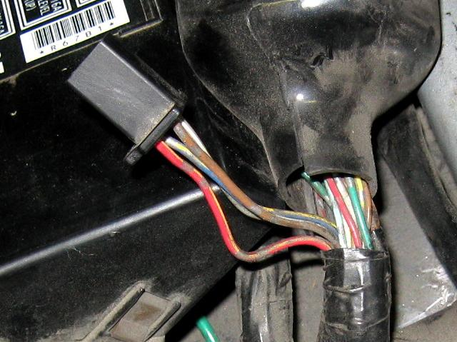 Gl1800 Speaker Wiring Diagram Control Cables  Wiring Diagram