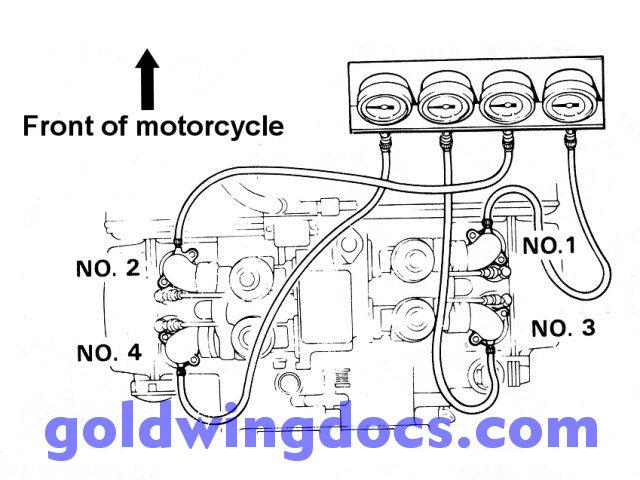 How to synchronize your carburetors \u2022 GL1100 DIY Articles