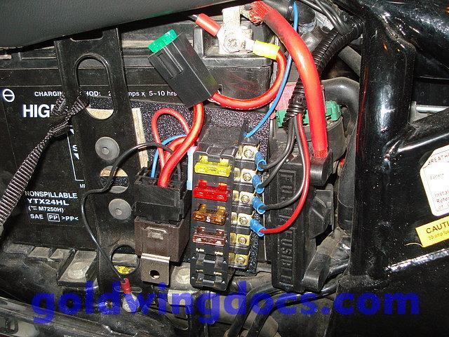 Electrical Connection Power Plate \u2022 Product Reviews \u2022 goldwingdocs