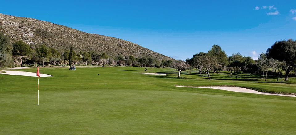 golf canyamel majorque