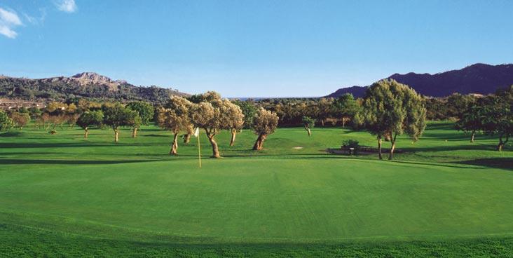 Golf Capdepera Mallorca Baleares