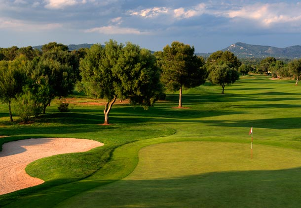 golf san antem marriot mallorca