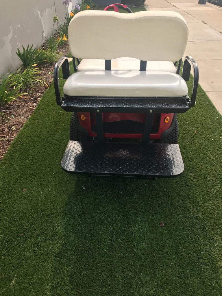 All Electric 2017 Cricket 2 Mini Golf Cart For Sale Auto