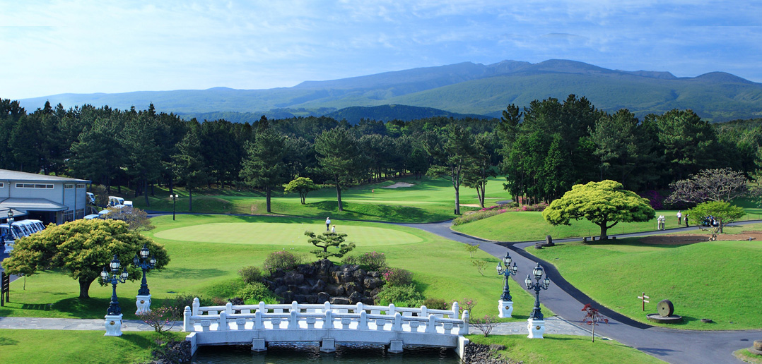 Twin Mountain Buggy Dragonair Jeju Golf Package