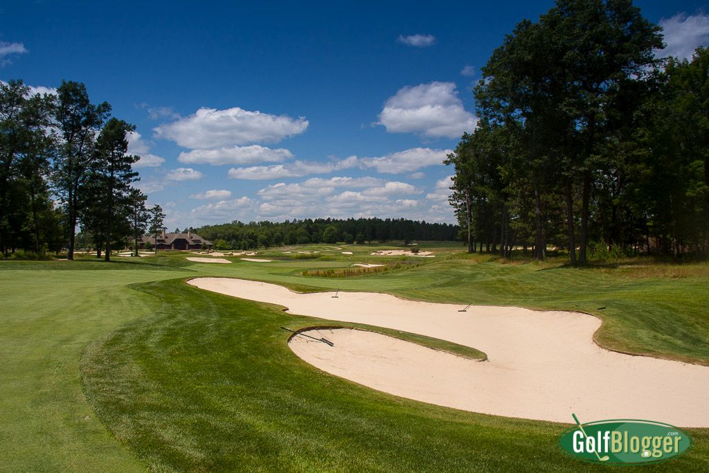 Five Michigan Courses Among Golf Magazine's Top 100 You Can Play