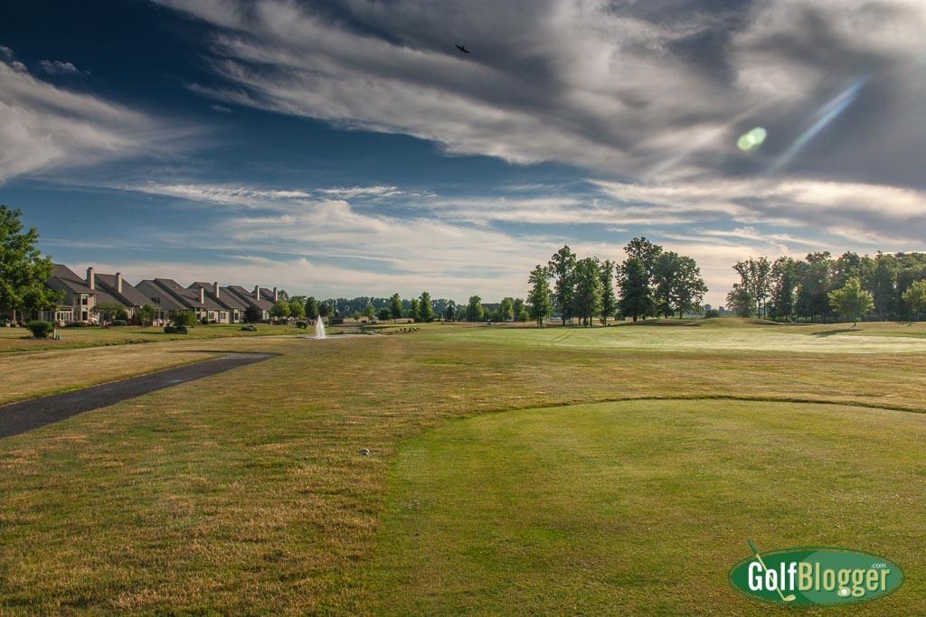 Carrington Golf Course Review