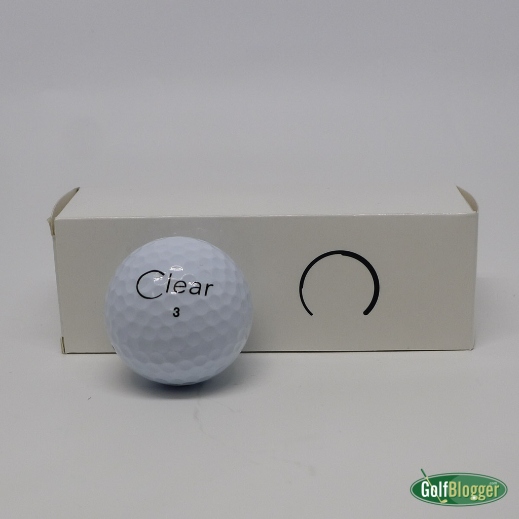 In The Mail: Clear Golf Balls