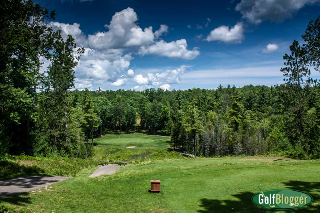 Red Hawk Golf Course Review