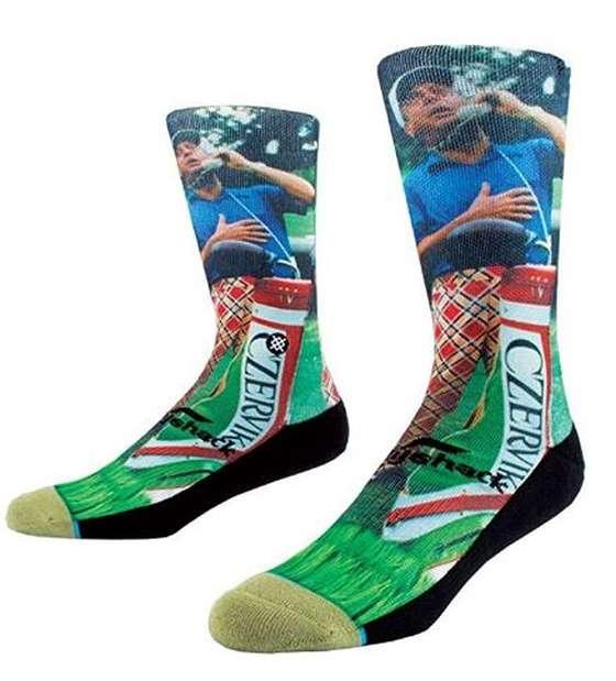 Stance Caddyshack Crew Sock