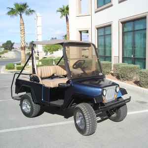 Western Jeep