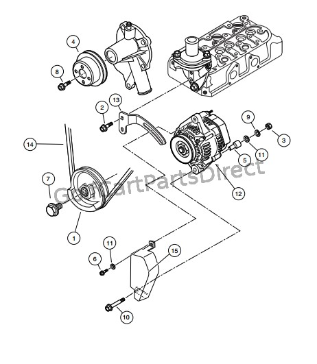 club car xrt parts diagram