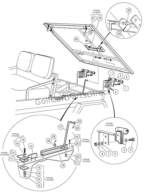 prop ignition wiring diagram