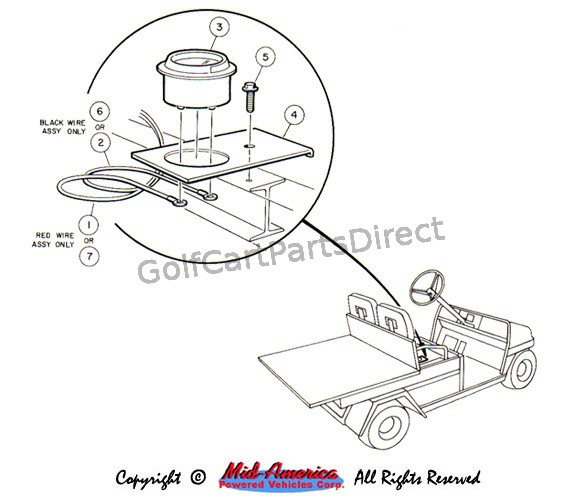 club car light wiring diagram book covers