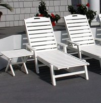 recycled-plastic-chaise-lounge-chair | Designer Golf Products