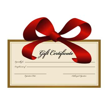 Pretty Personal Training Gift Certificate Template Images