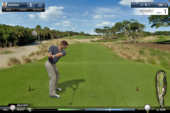 pga tour golf games