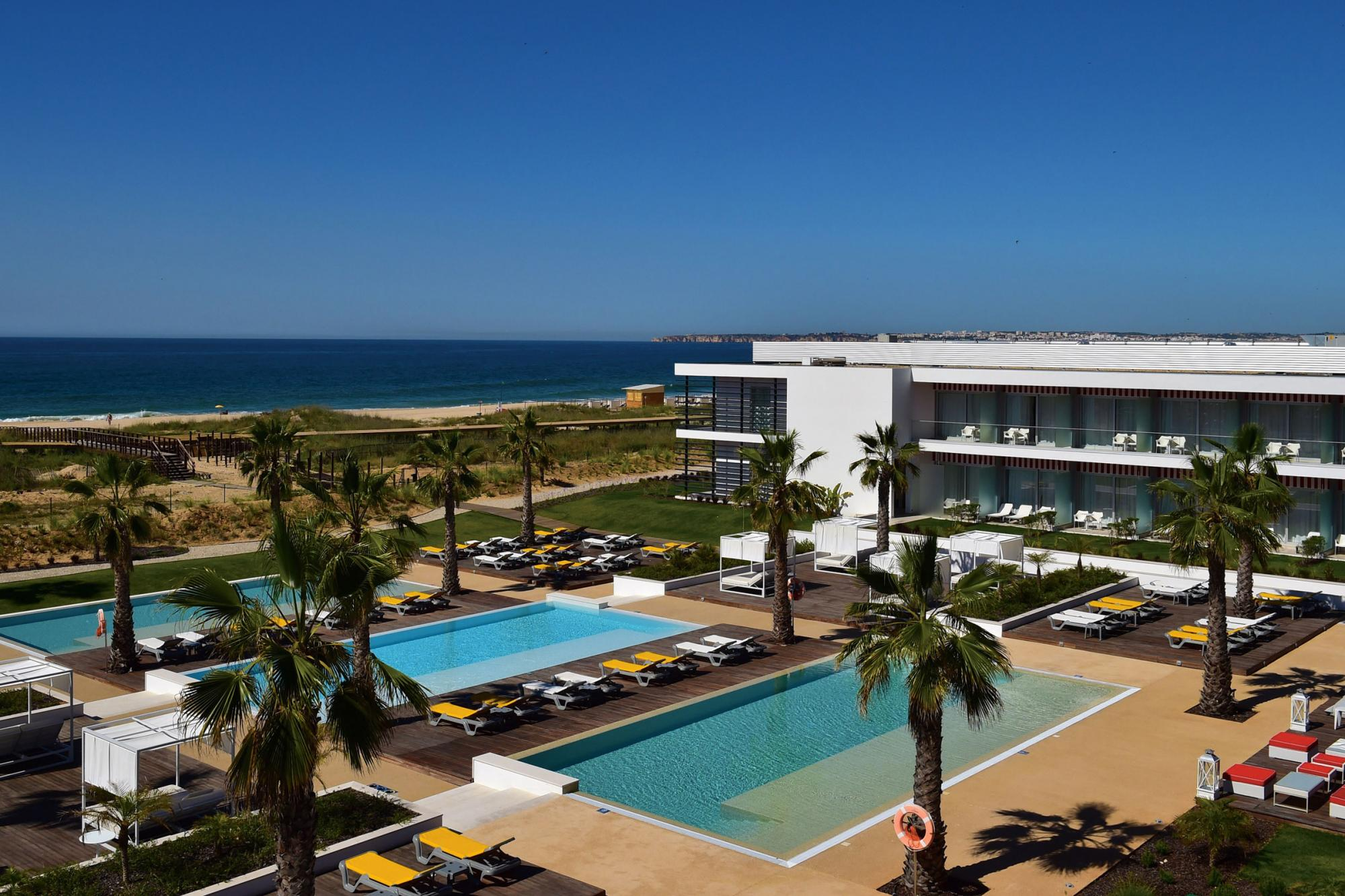 Hotel Tivoli Carvoeiro Algarve Booking Pestana Alvor South Beach Hotel Book Your Golf Trip In Algarve