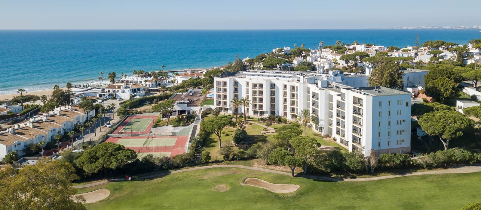 Hotel Tivoli Carvoeiro Algarve Booking Portugal Golf Holidays Direct Golf Holidays Golf Travel