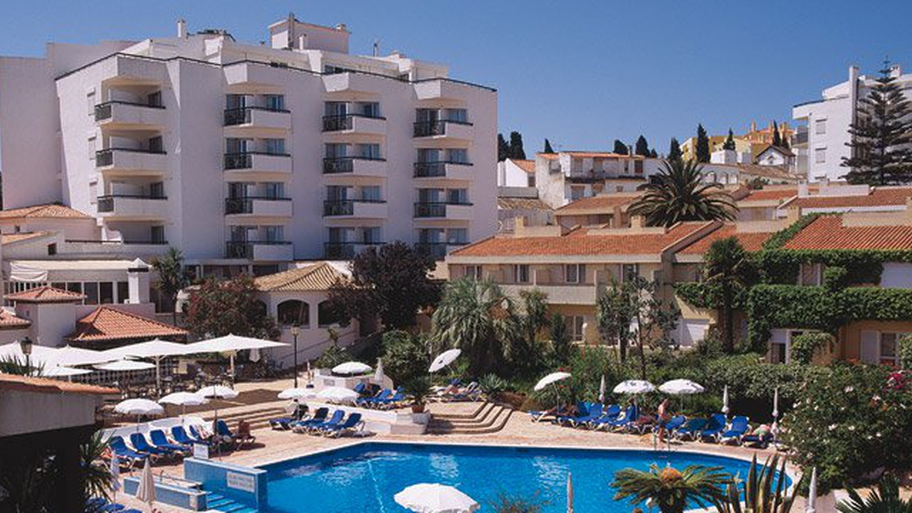 Hotel Tivoli Lagos Parking Golf Holidays At Tivoli Lagos Golf Holidays Direct