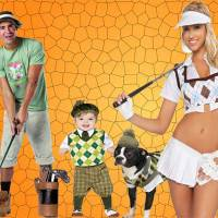 Halloween Costume Ideas for Golfers