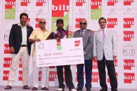 Anura Rohana wins BILT Open