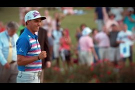 At Home with Rickie Fowler