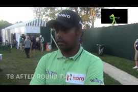 Anirban Lahiri through 4 days at PGA Championship