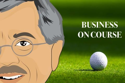 Pramod Bhasin Golf India