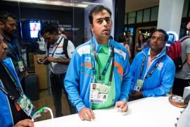 Anirban Lahiri at Rio